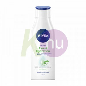 Nivea body 250ml Aloe & Hydratition 52646031