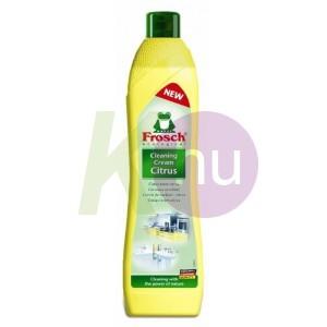 Frosch súrolókrém 500ml citrom 82407827