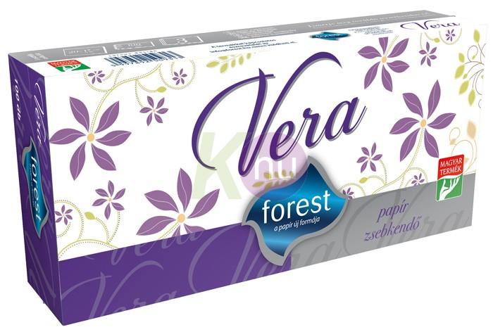 Forest Vera 3 rétegű p.zsebkendő 100db 82500030