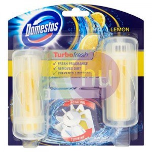 Domestos Turbo wc rúd  2x32g Lemon 82510009