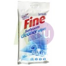 FINE törlőkendő fürdőszoba 30db 10020164