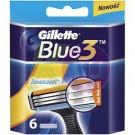 Gillette Gillette Blue3 betét 6db 11000537