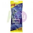 Gillette Gillette Blue II. Plus eldobható borotva 5db+Blue3 1db 11008397