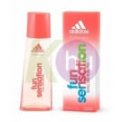 Adidas Ad. edt 50ml női fun sensation 11018612