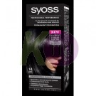 Syoss Color 1-1 fekete 13100779