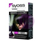 Syoss Mixing Color 1-13 Feketeribizli 13100862