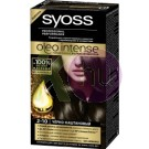 Syoss Color Oleo 2-10 Barnásfekete 13100902