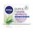 Nivea Visage Nivea V. Pure&Natural arckrém 50ml nappali száraz/érzékeny bőrre 14028616