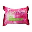 Carefree Intim törlőkendő 20db Aloe 14033500