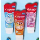 Colgate Colg. fogkrem  50ml junior Smiles 2-6 16017004