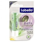 Labello Pure&Natural Olive&Lemon 18001507