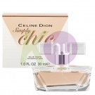 Celine Dion Celine D. edt 30ml simply chic 18339709