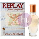 Replay Jeans Original edt 20ml noi 18945733