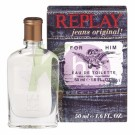 Replay Jeans Original edt 50ml M 18945736