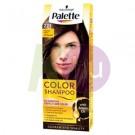 Palette Color Shampoo hajszínező 221 középbarna 19075019