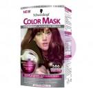 Schwarzkopf Color Mask 586 Mahagóni Vörös 19075066