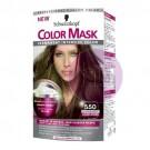 Schwarzkopf Color Mask 550 Aranybarna 19075069