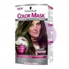 Schwarzkopf Color Mask 500 Középbarna 19075070