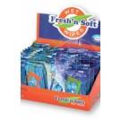 Freshn soft törlőkendő 63db kupakos háztartási antibakteriális 19141746