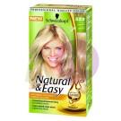 Natural&Easy hajfestek 522 világos ezüstszőke 19209800