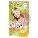 Natural&Easy hajfestek 530 világos pezsgőszőke 19210000