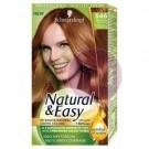 Natural&Easy hajfestek 546 közép terrakotta rézszőke 19210500