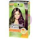 Natural&Easy hajfestek 570 közép gesztenyebarna 19211200