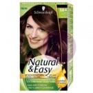 Natural&Easy hajfesték 584 mokka csokoládé 19211303