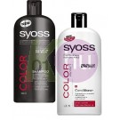 Syoss 15 kar.csom Color sampon 300ml + balzsam 300ml 19727167