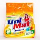 Uni Mat mosópor 3kg Color 21168610