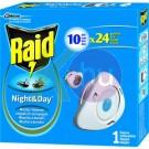 Raid szúnyog-és légyirtó korong ut 1db 22003703