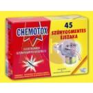 Chemotox Elekt. kész. szúnyogírtó 22043600