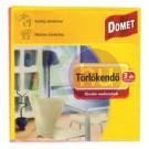 DOMET törlőkendő 3db 22059024