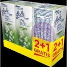 Glade by Brise One Touch ut. 2+1 3*10ml Gyöngyvirág 22119332