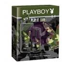 Playboy 15 kar.csom férfi Wild deo 150ml + tus 250ml 23021121