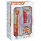 Elmex fogkrém 75ml Kid + fkefe + pohár 2-6 év 24024811