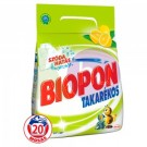 Biopon Tak. 20 mosás / 1,4kg 24076362