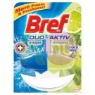 Bref duo aktív wc frissítő 50ml Lime&Mint 24076389