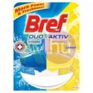 Bref duo aktív wc frissítő 50ml Lemon 24076390
