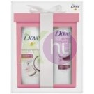 Dove 17 kar.csom Purely Kókusz tus 250ml+test 250ml 24158943