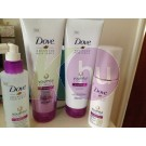 Dove 15 kar.csom Youthful V. sampon 250ml+balzsam 250ml+hajápoló 125ml+Aj.doboz 24158952