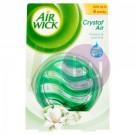 Air Wick Crystal Air kész. 6,5g Fehér virág 24962355