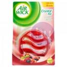 Air Wick Crystal Air kész. 6,5g Piros gyümölcs 24962357