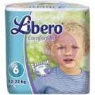 Libero Comfort Fit ( 6 ) 25 31000587