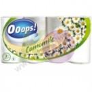 Ooops! toalettpapír 8 tek kamilla 3rétegű 31000629