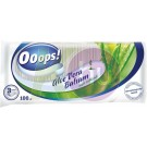 Ooops! p.zsebkendő 100db aloe vera 31000634