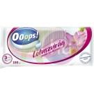Ooops! p.zsebkendő 100db lótusz virág 31000635