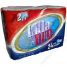 Lilla duo toalettpapír 8 tek 31000644
