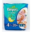 Pampers Regular Count Maxi 20 31001543
