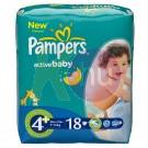 Pampers Regular Count MaxiPlus 18 31001544
